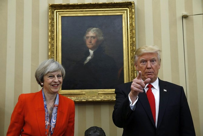 Trump cancela visita a Londres