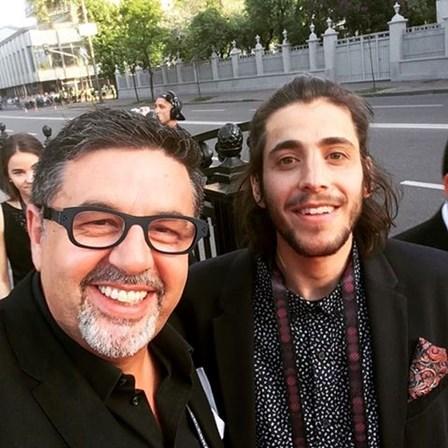 Cantor português Salvador Sobral vence Festival Eurovisão
