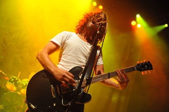 Morreu Chris Cornell, vocalista dos Audioslave e Soundgarden