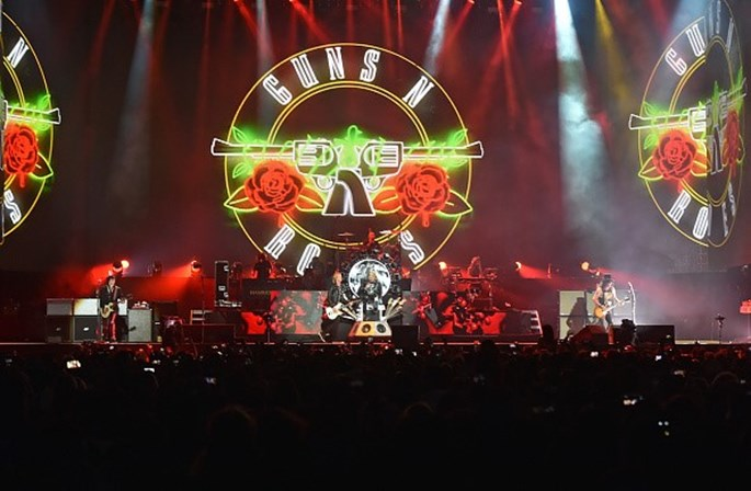 Guns N' Roses: O regresso dos reis do rock