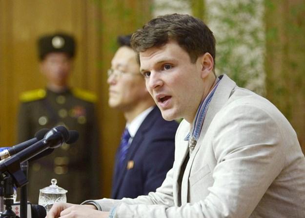 Caso do estudante libertado pela Coreia do Norte é 'terrível — Trump