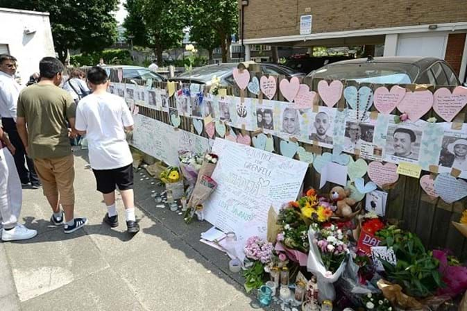 Sobe para 79 número de vítimas no incêndio de torre em Londres