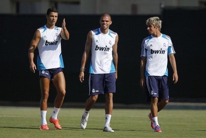 Fábio Coentrão já realizou testes médicos em Alvalade — Sporting