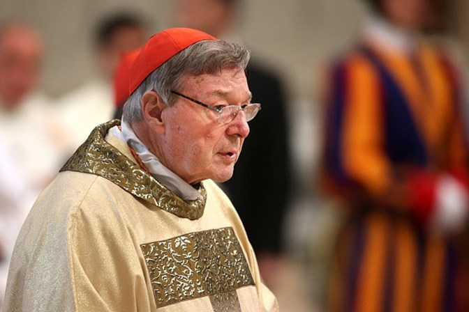 Cardeal australiano Pell será julgado por agressão sexual