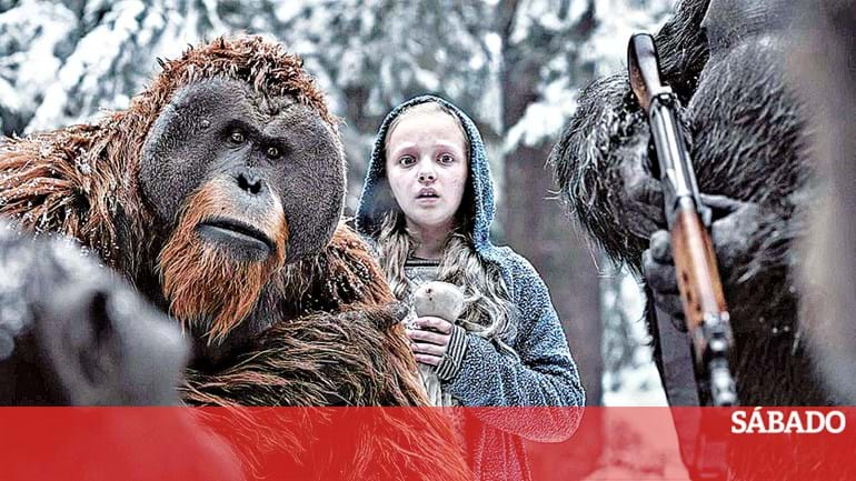 Crítica de cinema: Planeta dos Macacos - Cinema - SÁBADO