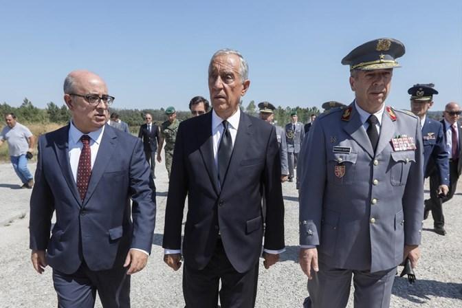 António Costa convoca reunião sobre segurança em instalações militares