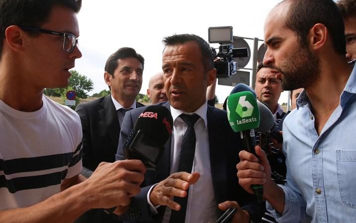 Resultado de imagem para Jorge Mendes na mira do Fisco