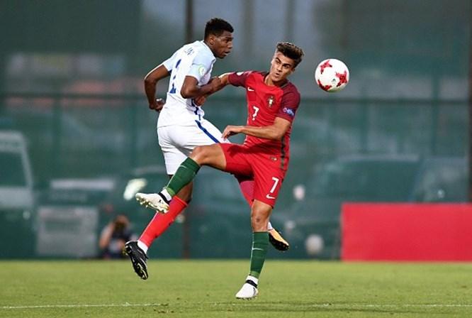Portugal perde final sub-19 frente à Inglaterra