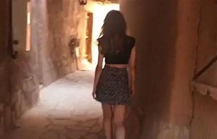 Vídeo de rapariga saudita de minissaia causa polémica