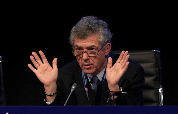 Presidente da Federação Espanhola detido em operação anti-corrupção