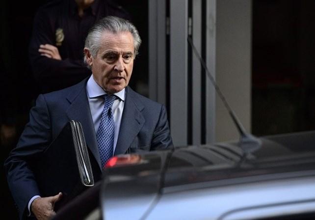 Encontrado morto o ex-presidente da Caja Madrid