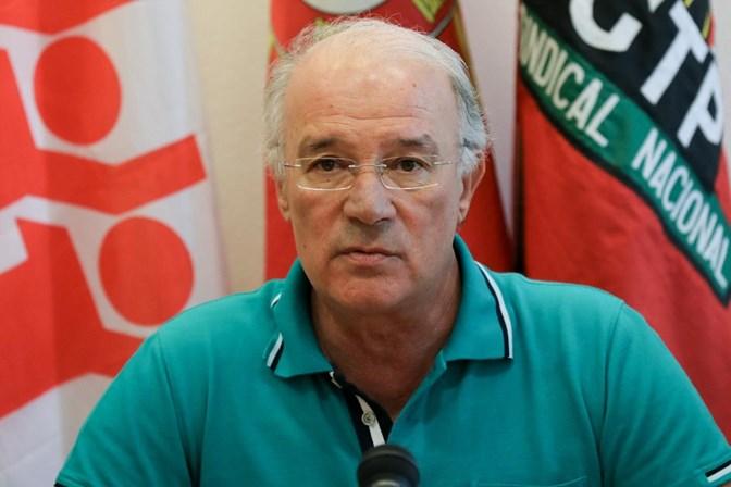 CGTP apoia trabalhadores da PT, vítimas de
