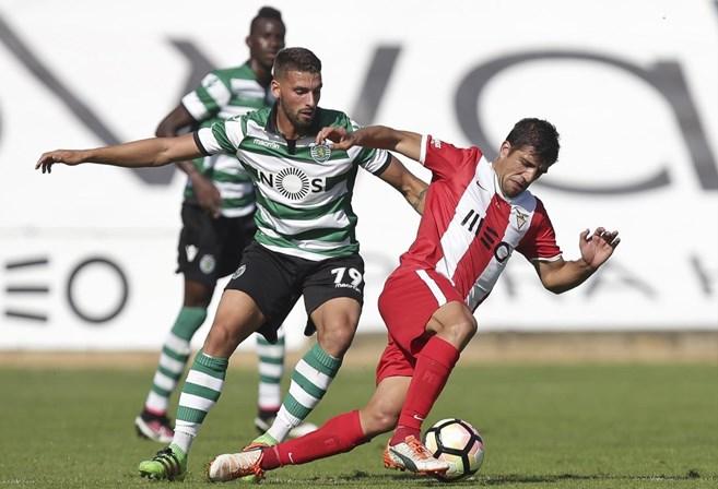 Desportivo das Aves-Sporting abre campeonato português