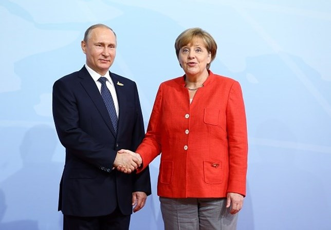 Trump e Putin tiveram segunda conversa na Alemanha