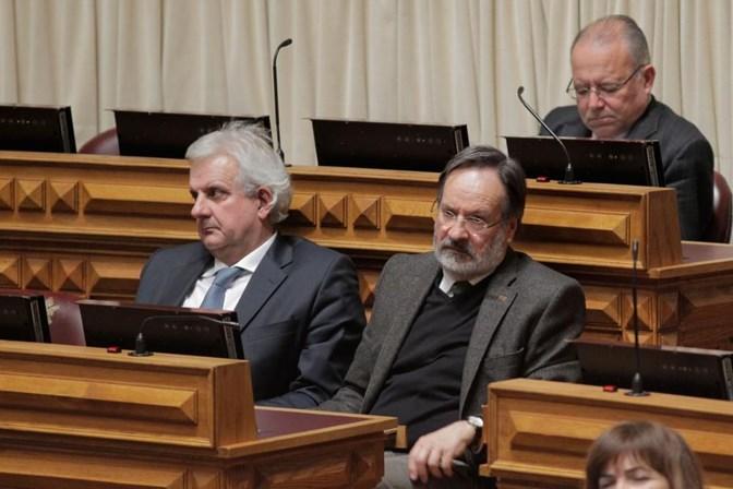 Alberto Martins deixa Parlamento: