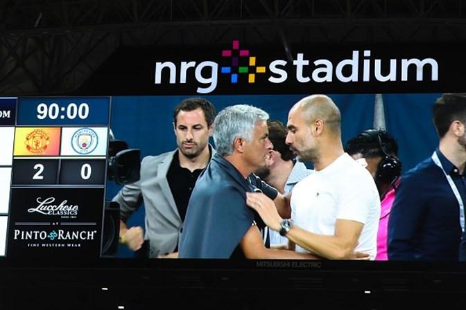 Manchester United, de Mourinho, vence City nos Estados Unidos