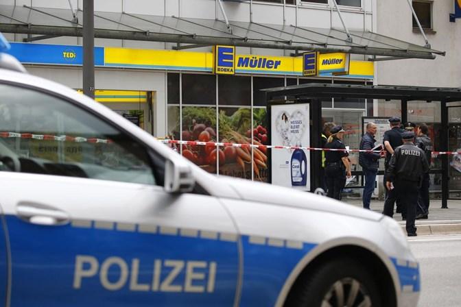 Ataque em supermercado na Alemanha faz um morto