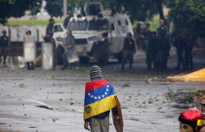 Rússia pede contenção na pressão da comunidade internacional à Venezuela