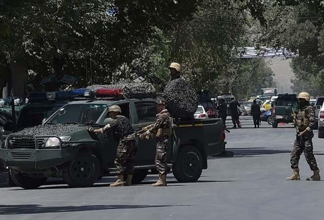 Estado Islâmico ataca embaixada do Iraque no Afeganistão