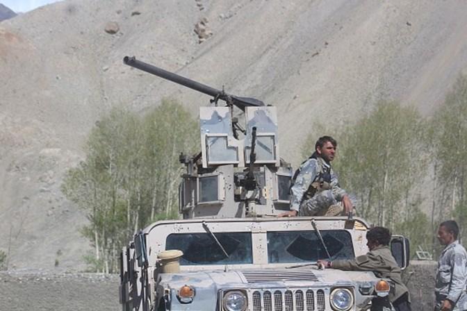 Atacada coligação liderada pela NATO — Afeganistão