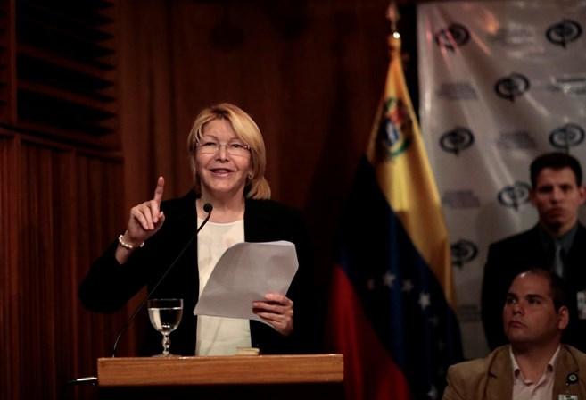Maduro manda cercar Ministério Público