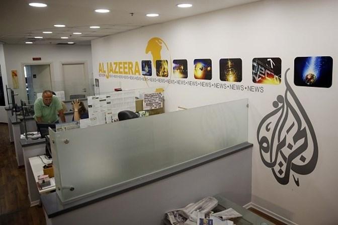 Al-Jazeera fora do Israel