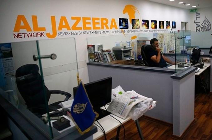 Israel ordena o encerramento dos escritórios da Al Jazeera em Jerusalém