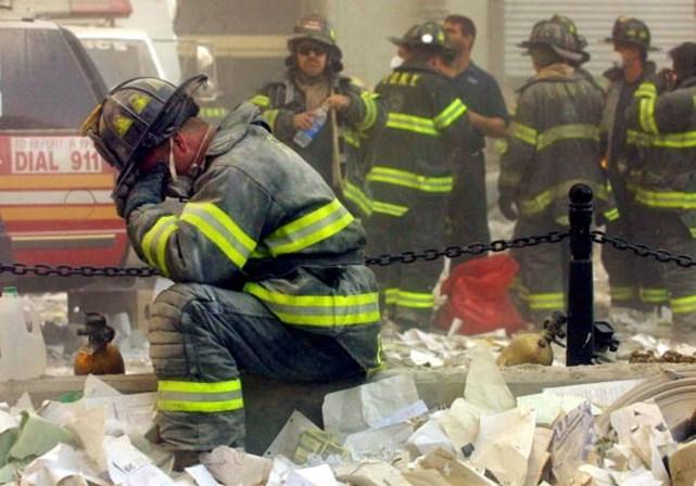 16 anos depois foi identificada vítima do 11 de Setembro