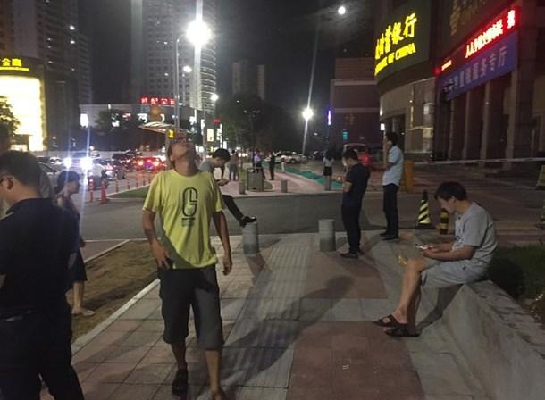 Sismo de magnitude 6.5 abala a China