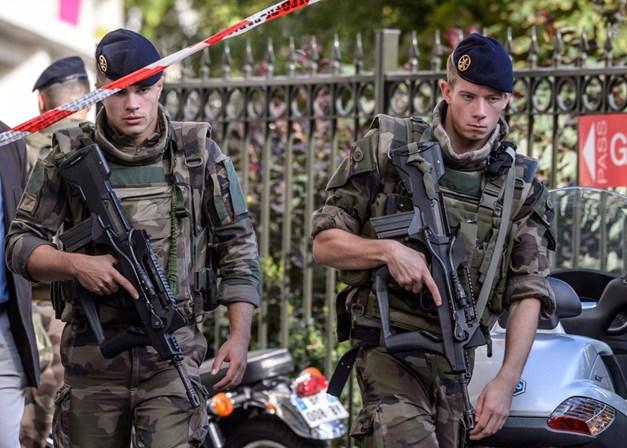 Detido suspeito de atropelamento em Paris