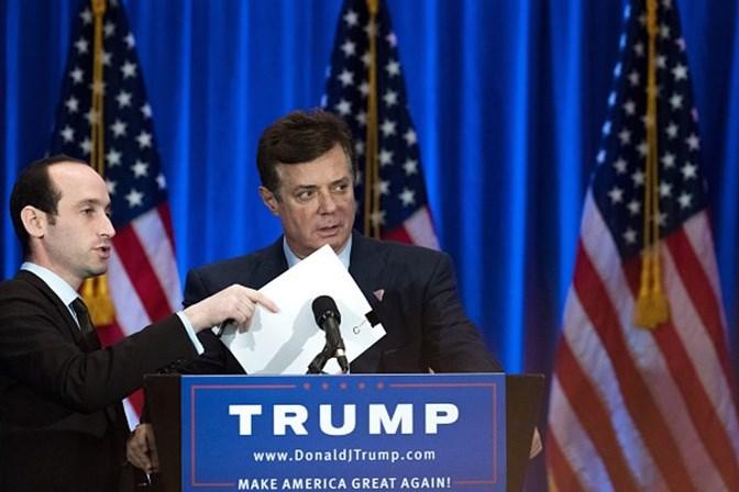 FBI faz busca em casa de ex-chefe da campanha de Trump