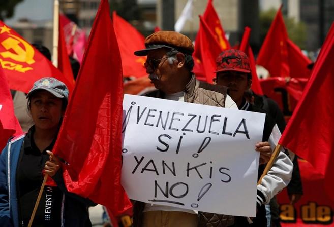 Trump: Opção militar poderá ser aplicada se necessário na Venezuela
