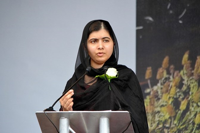 Malala vai estudar em Oxford