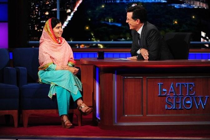 Malala Yousafzai vai estudar para Oxford