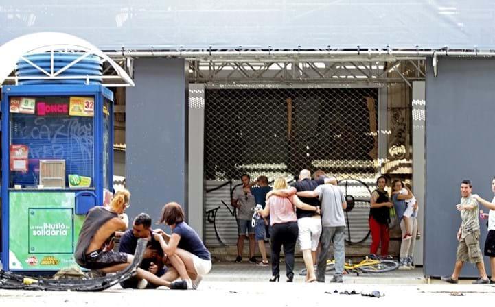 Vizinha denuncia suspeito de atentado em Barcelona