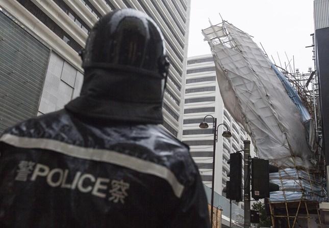 Passagem de tufão Hato por Macau faz três mortos e dois desaparecidos