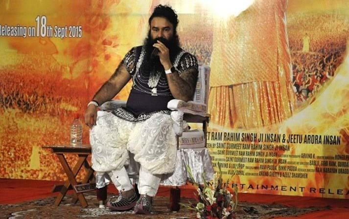 Dezenas de mortos na Índia após condenação de guru
