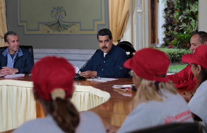 Petro. A moeda digital com que Maduro quer contornar