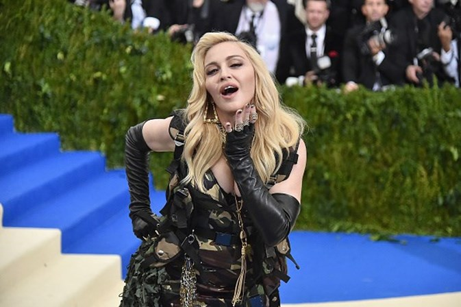 Madonna desespera ao tentar receber encomenda em Portugal