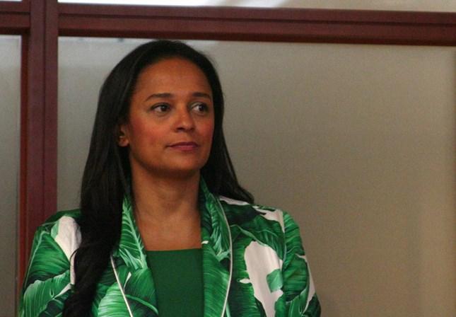 Isabel dos Santos procura investidores