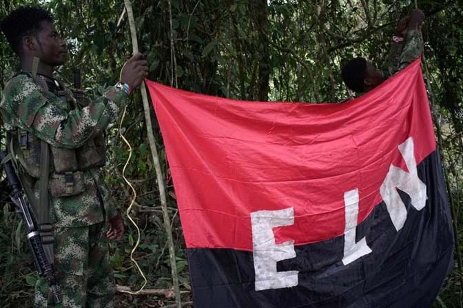 Colômbia e guerrilha do ELN anunciam cessar-fogo bilateral