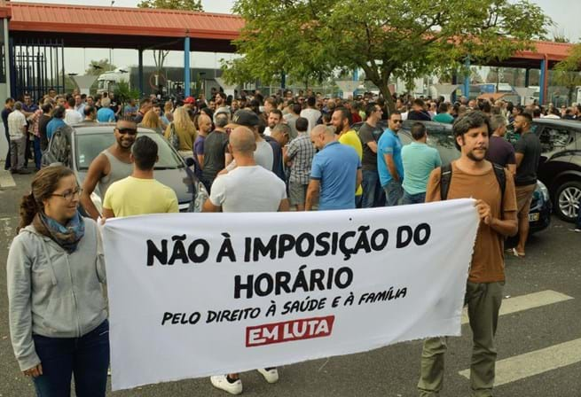 Autoeuropa: Turno de sábado vai avante mesmo sem acordo dos trabalhadores