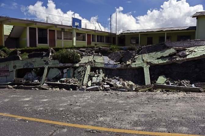Terremoto abala o México e pode provocar tsunami na América Central