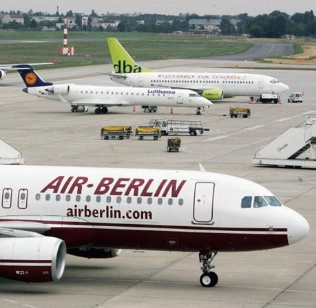 Air Berlim cancela 127 voos por revolta de pilotos
