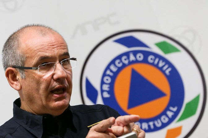 Comandante da Proteção Civil demitiu-se