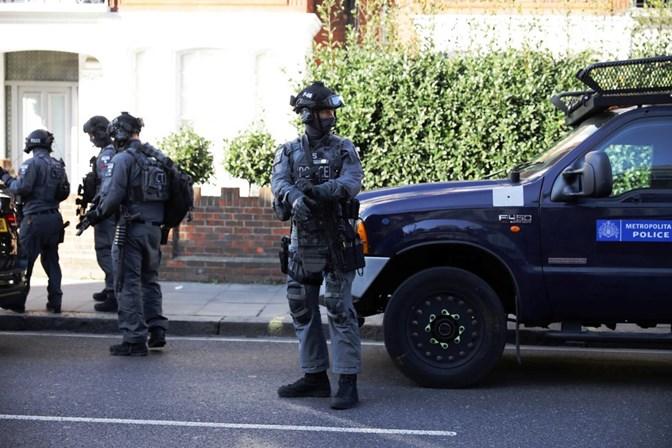Reino Unido aumenta para nível de alerta para