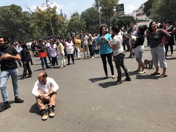 Sismo: Confirmados 286 mortos no México
