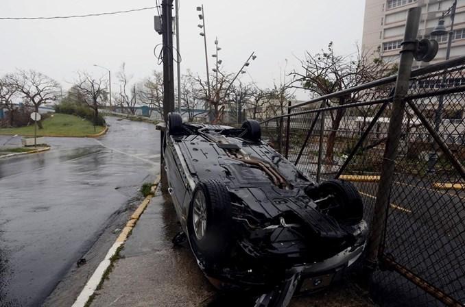Haiti confirma três mortes após passagem do furacão 'Maria'