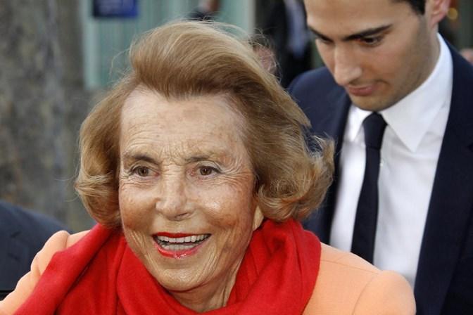 Morreu Liliane Bettencourt, herdeira da L'Oréal. Tinha 94 anos
