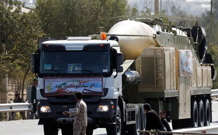 Irão: Donald Trump fez discurso de